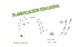 Copy of Planificación Educativa