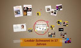 Leabär Schwanni in 17 Jahren