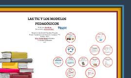 LOS MODELOS PEDAGÓGICOS Y EL USO DE LAS TIC EN EDUCACIÓN