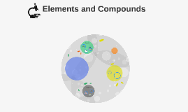 Elements and Compouns