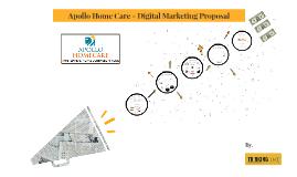Apollo Home Care - Digital Marketing Proposal