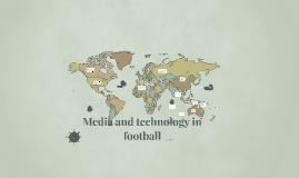 Copy of Media in sport