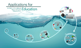 Applications for Education