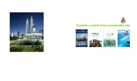 Planning and Development of Kuala Lumpur