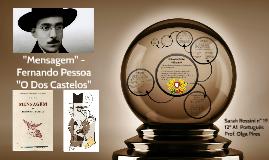 """""""Mensagem"""" - Fernando Pessoa"""