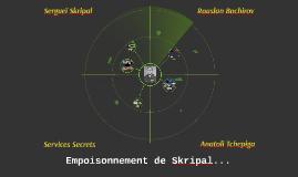 Empoisonnement de Skripal...