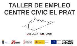 TE CENTRE CIVIC EL PRAT 2018