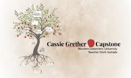 Cassie Grether Capstone