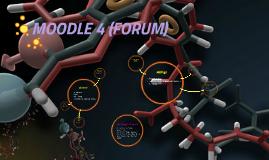 MOODLE 4 (FORUM)