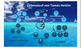Prezumé von Tamás Heizler - Deutsch