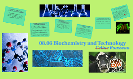 08.06 Biochemistry and Technology