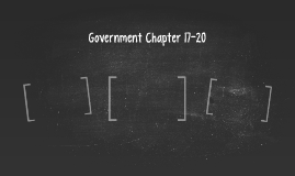 Government Chapter 17-20