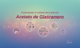 Acetato de Glatiramero