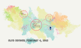 Club council February 4, 2015
