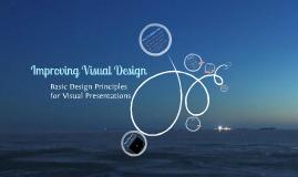 Improving Visual Design
