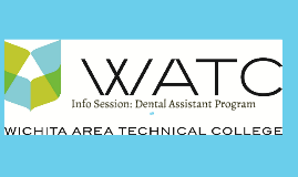 F2F Dental Assistant Information Session