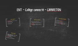 ENT - CAPBRETON