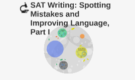 SAT Writing and Language Strategies