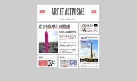 ART ET ACTIVISME