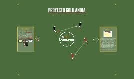 PROJET GOLILANDIA