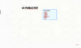 LA PUBLICITAT