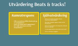 Utvärdering Beats & tracks!