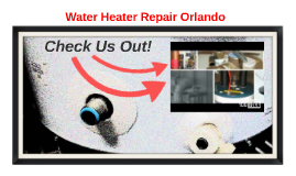 Water Heater Repair Orlando