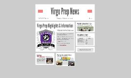 Virgo Prep News