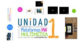 Plataformas de Hardware Multimedia