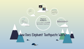 What Is Elephant Toothpaste