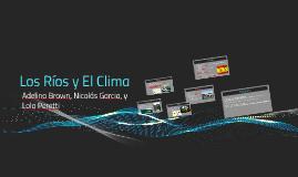Los Rios y El Clima de Espana