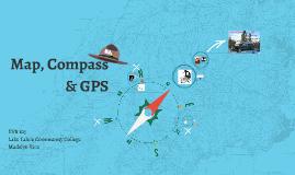 Map, Compass & GPS