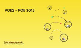 POES – POE 2015