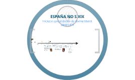 ESPAÑA S XIX 4 ESO