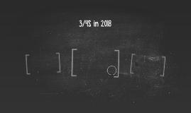 3/4S in 2018