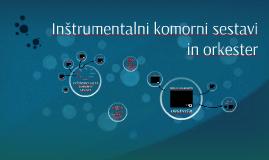 Inštrumentalni komorni sestavi