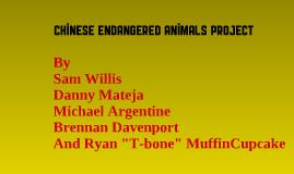 Endangered Animal Prezi