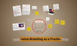 Nation-Branding as a Practice