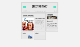 CHRISTIAN TIMES