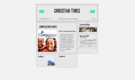CHRISTIAN TIMES