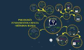 Copy of Copy of PSICOLOGÍA