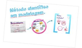 Método científico em modelagem tamar