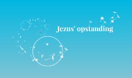 Jezus' opstanding