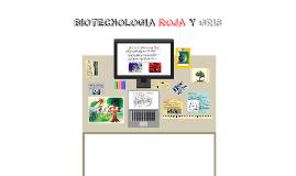 Copy of Biotecnología ROJA