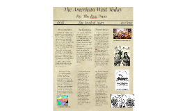 The American West Times