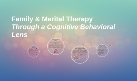 Family & Marital Therapy