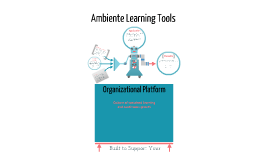 Ambiente Learning Tools
