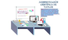 Copy of Críticas a la administración científica de Taylor