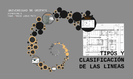 TIPOS Y CLASIFICACIÓN DE LAS LINEAS