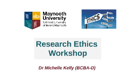 Research Ethics Workshop